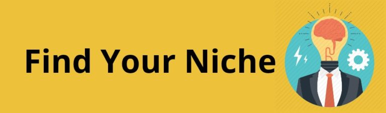 How To Choose a Perfect Niche