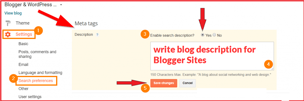 Blog Description: 7 Actionable Tips (Bonus + Examples) 2