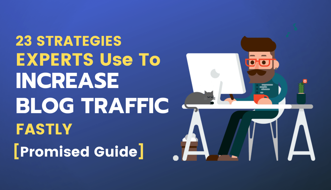 how to increase blog traffic fastly