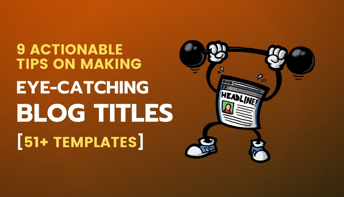 how to make clickable blog titles