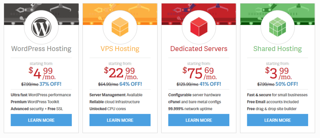 9 Best Web Hosting: Based on Speed, Performance, and Scalability 13