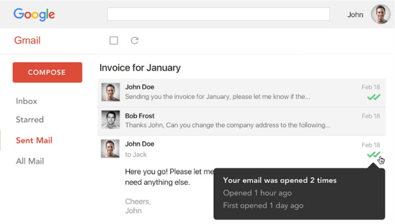best chrome extension for email