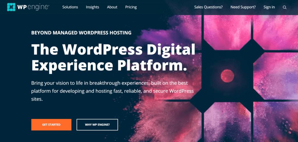 wordpress web hosting review