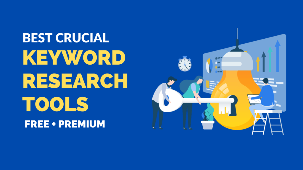 best keyword research tools free or premium
