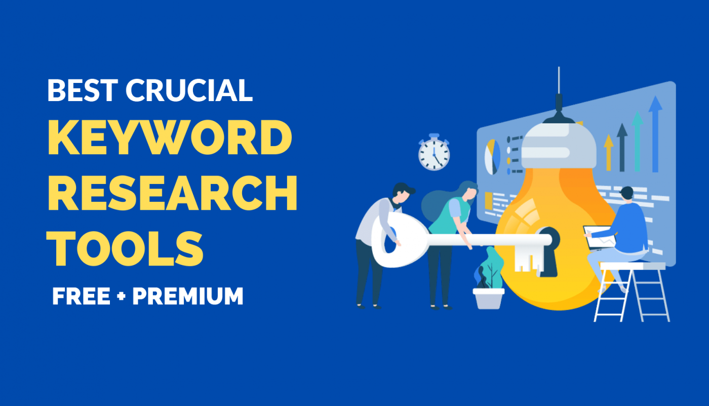 best keyword research tools free or premium
