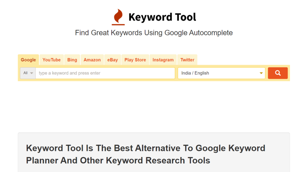 17 BEST Keyword Research Tools to Increase Traffic (Free + Premium) 4