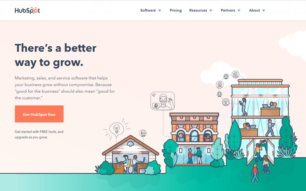 Hubspot: Best Free E-marketing platform for business growth