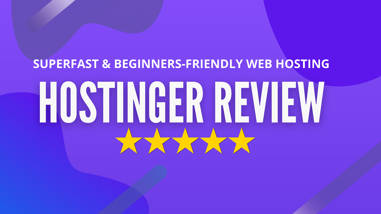 Hostinger review 2020 in india