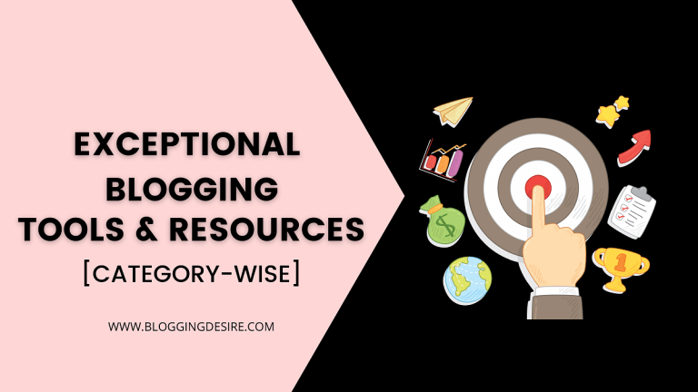 blogging resources and tools for bloggers in 2021