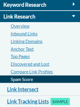 reduce spam score
